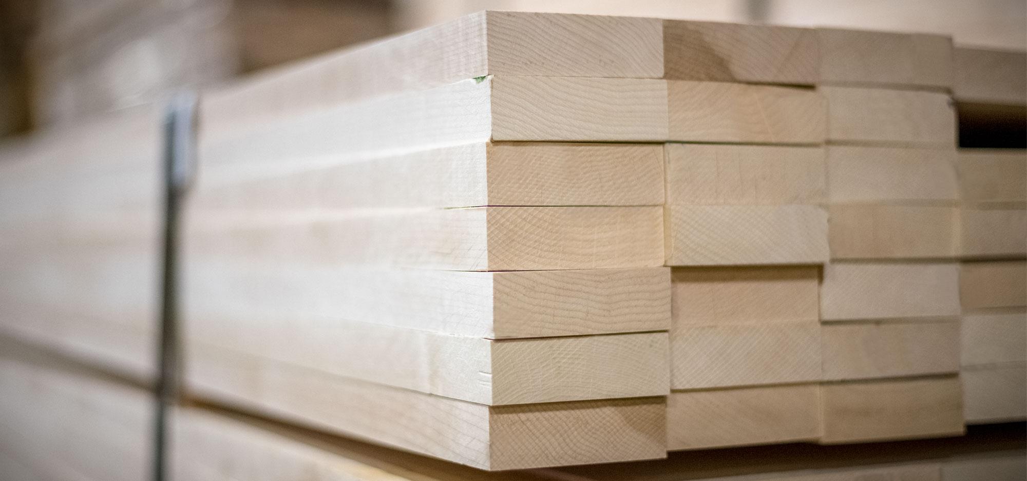 Hardwood Lumber From Baillie Baillie Lumber Hardwood
