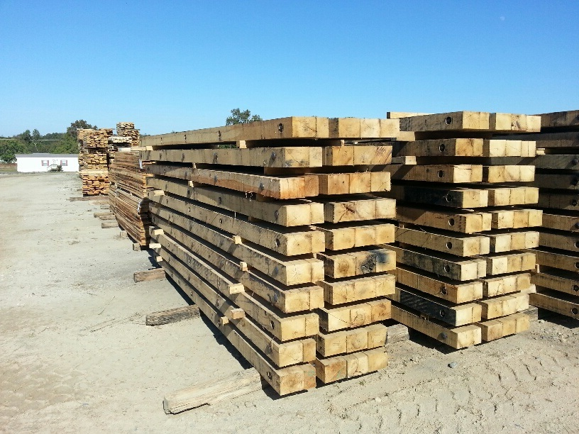 Industrial timbers baillie lumber hardwood supplier