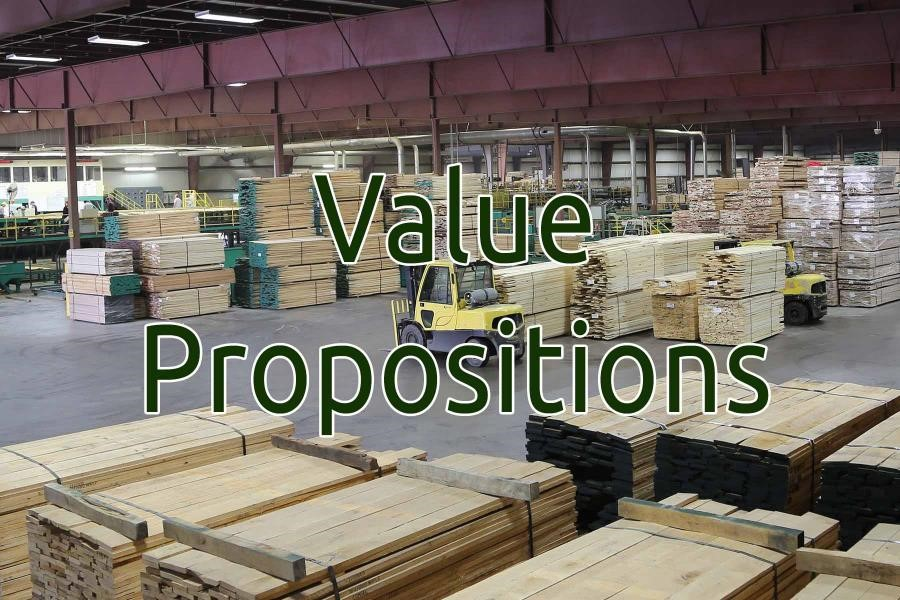 value propositions low
