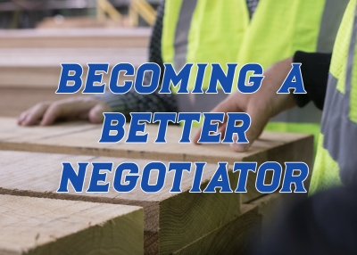 3 Tips for Becoming a Better Negotiator