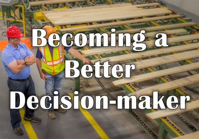 Becoming a Better Decision-Maker for your Business