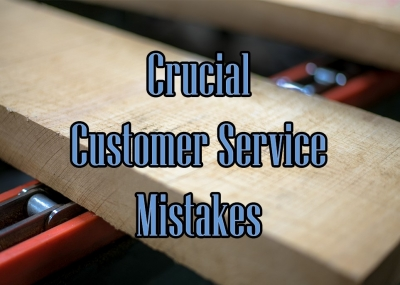 Crucial Customer Service Mistakes to Avoid