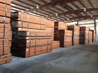 How is the Euro Impacting Imported Tropical Hardwoods?