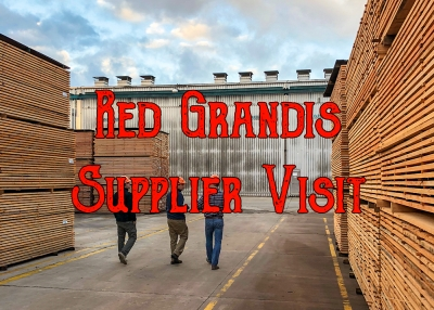 Outstanding Visit to our Red Grandis Supplier in Uruguay