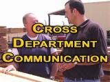 Encourage Cross-Departmental Communications