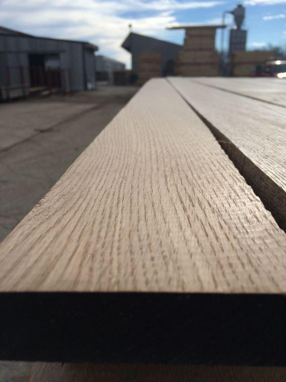 Rift Amp Quartered White Oak Baillie Lumber Hardwood