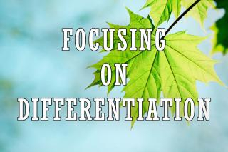 Differentiaton