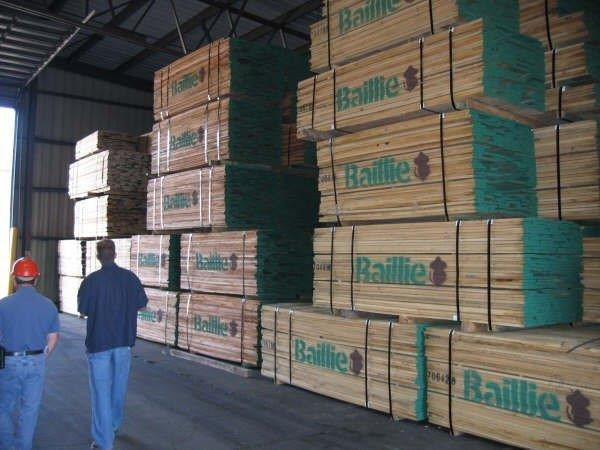 Baillie Lumber customers