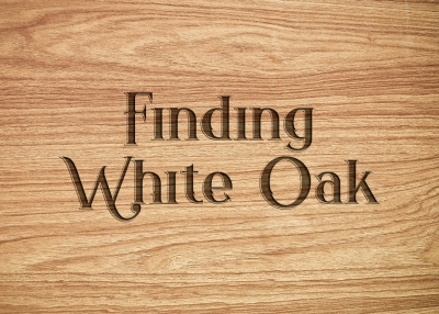 Why Is White Oak So Hard To Find?