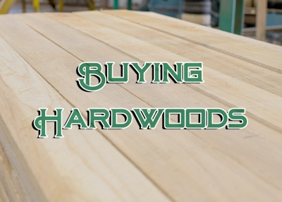 Buying Hardwoods In Times of Tight Supply