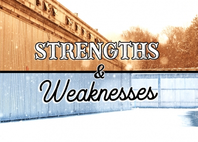 Understanding Your Company's Strengths and Weaknesses