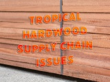 Imported Hardwoods Supply Chain Issues