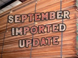 September Imported Update