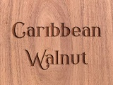 Try Caribbean Walnut as an Alternative to American Walnut