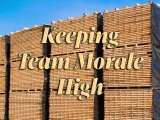 How to Keep Team Morale High in Today's Hybrid Work Environment